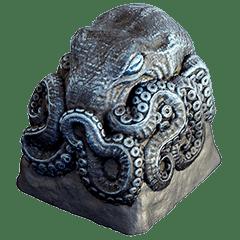Kolkrabba, SA Calm Depths Artisan Keycap