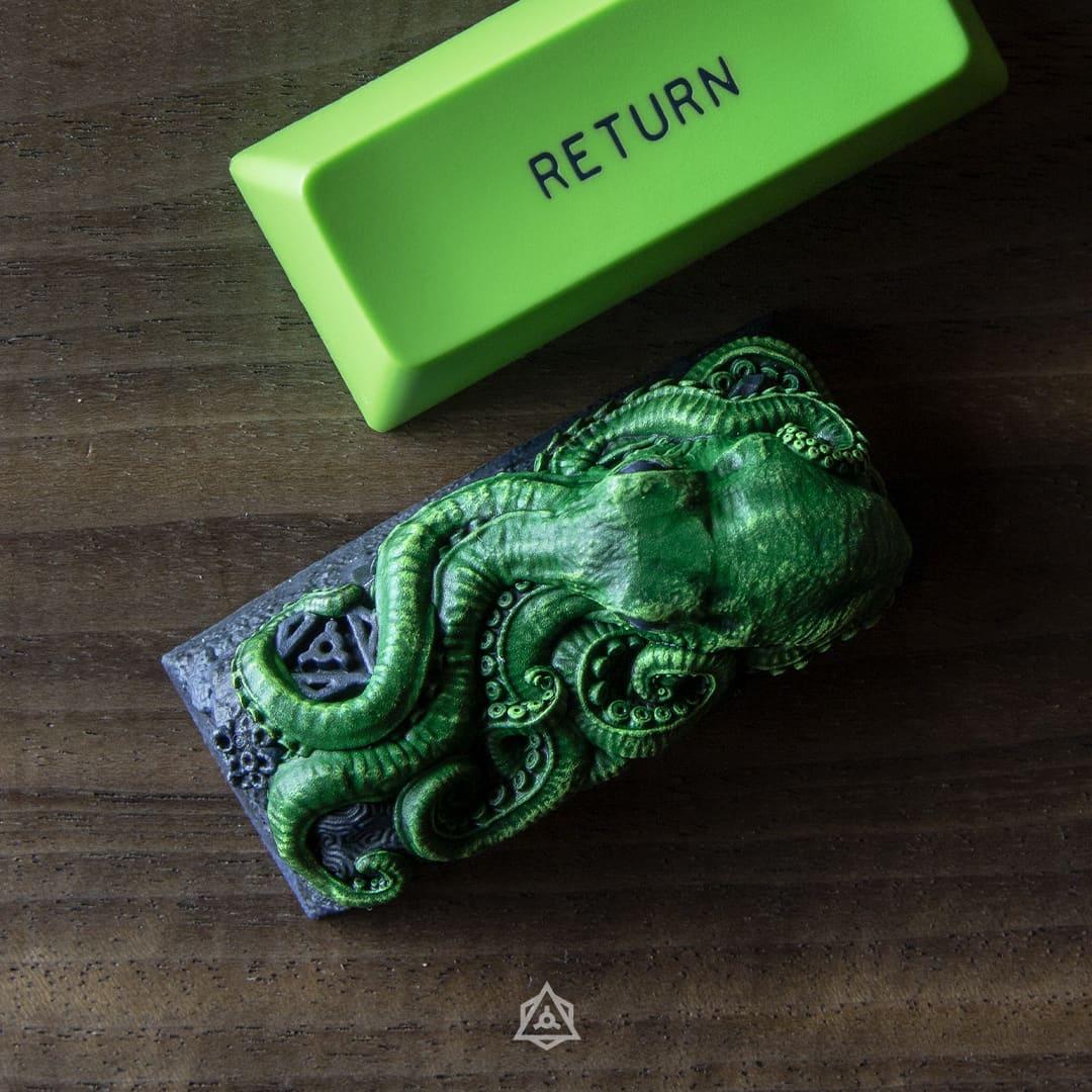 Kolkrabba Leviathan - 2.25u Keycap